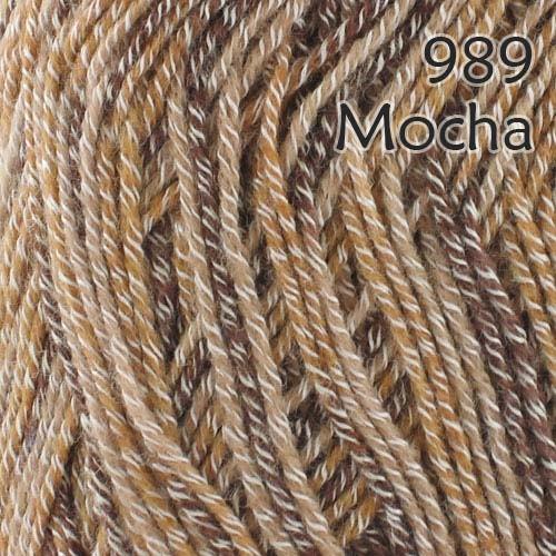 0989 - Mocha - 917 - 2x50g