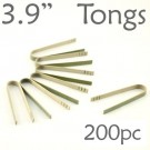 Bamboo Tongs 3.9  -  200 Pieces