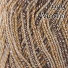 0989 - Mocha - Style 916 - 2 x 100g