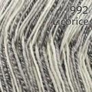0992 - Licorice - Style 916 - 2 x 100g
