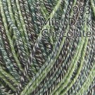0993 - Mint Dark Chocolate - Style 916 - 2 x 100g