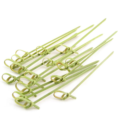 bamboo knot pick
