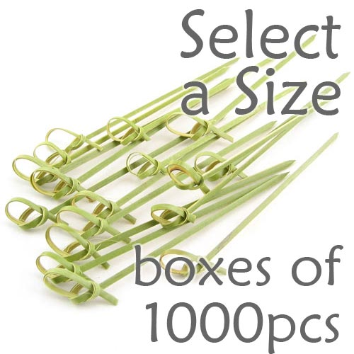 Boxes of 1000 pcs (Select a Size- Green)